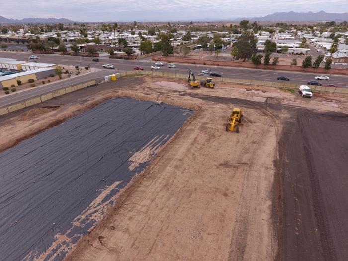 Progress Update, Mesa, AZ.