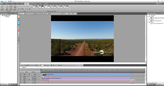 video edit